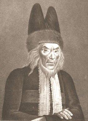 Le rabbin David Sintzheim, Chef (Nassi) du Sanhédrin