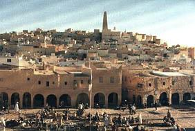 L'exode des juifs du M'Zab( 2 ) dans évènements d'Algérie ghardaia