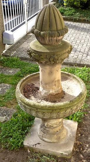 La fontaine n\'est pas une fable...
