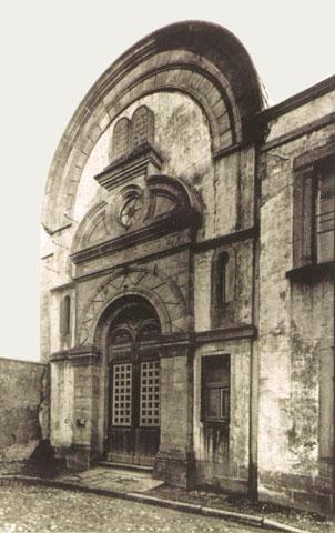 l 39 ancienne synagogue de saint di. Black Bedroom Furniture Sets. Home Design Ideas